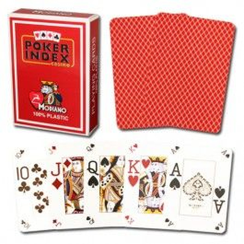 Modiano Playing Cards  Single Poker Index