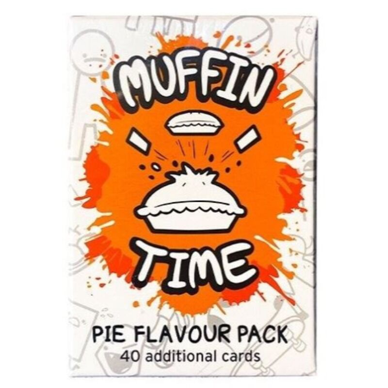 Muffin Time  Pie Flavour Pack