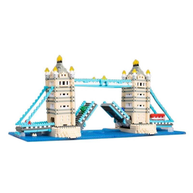 Nanoblock - Tower Bridge Deluxe