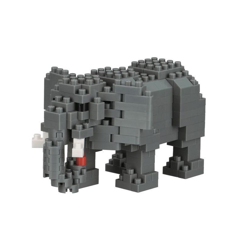 Nanoblock  African Elephant 2
