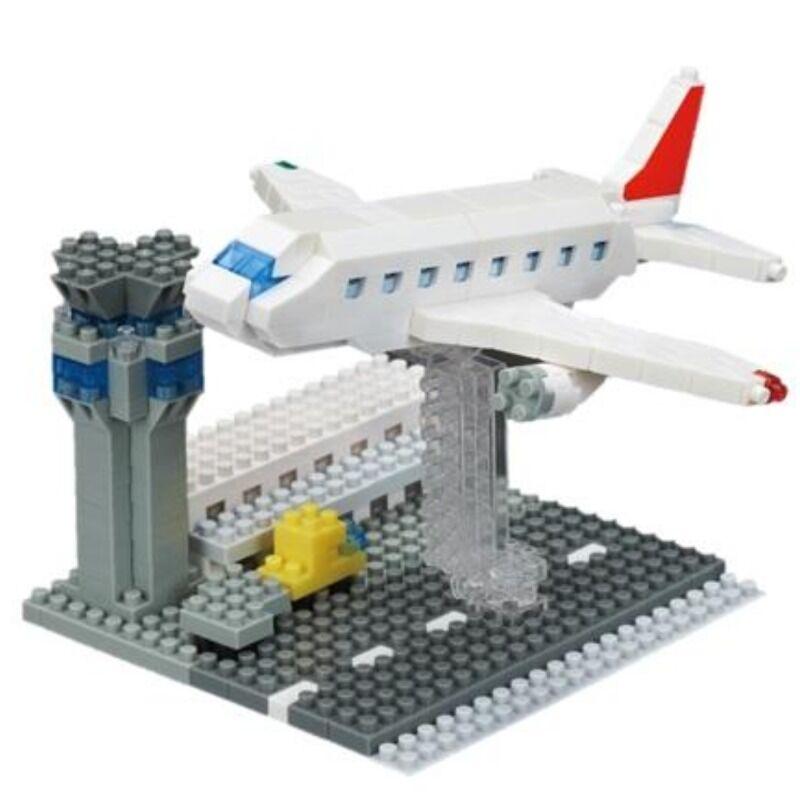 Nanoblock  Airport