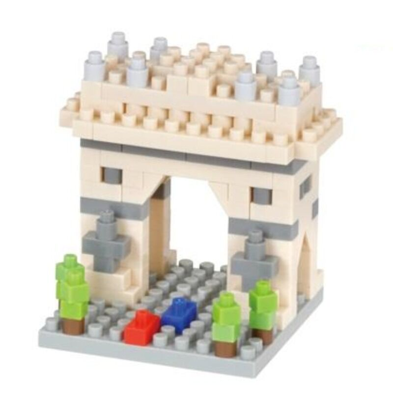 Nanoblock  Arc De Triomphe De Land39etoile