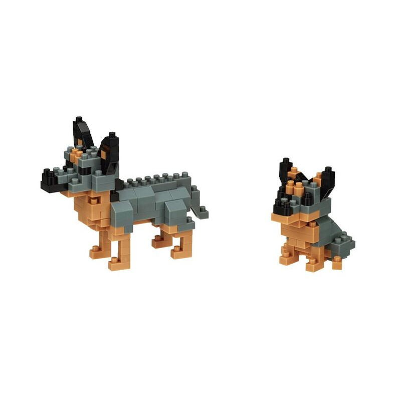 Nanoblock  Cattle Dog