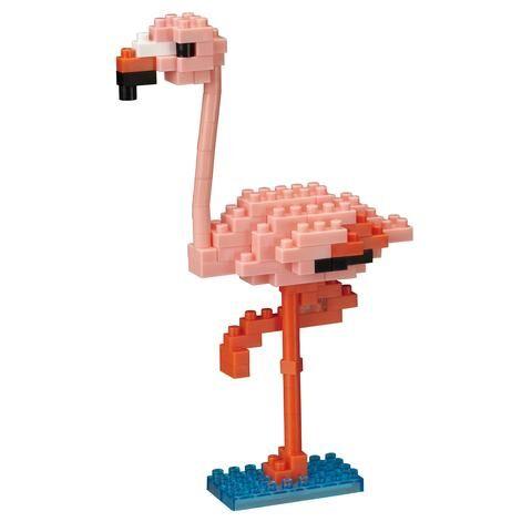 Nanoblock  Flamingo 2
