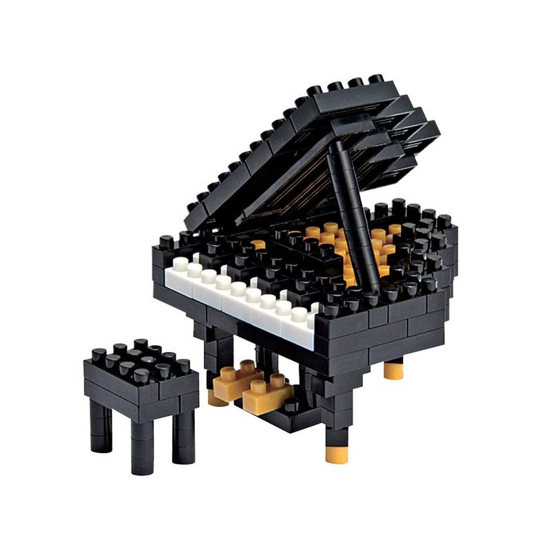 Nanoblock  Grand Piano 2