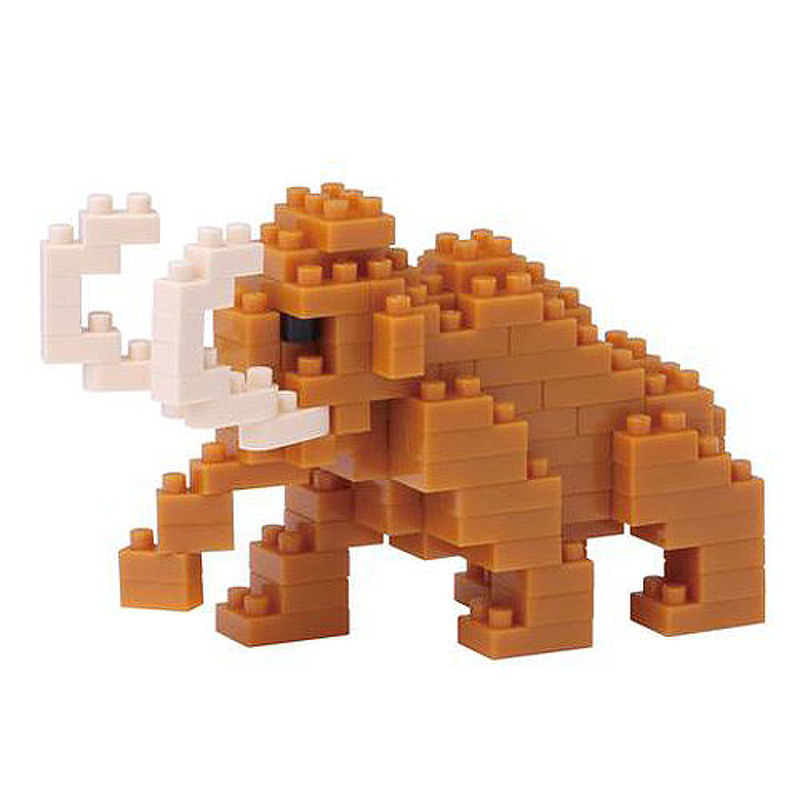 Nanoblock  Mammoth