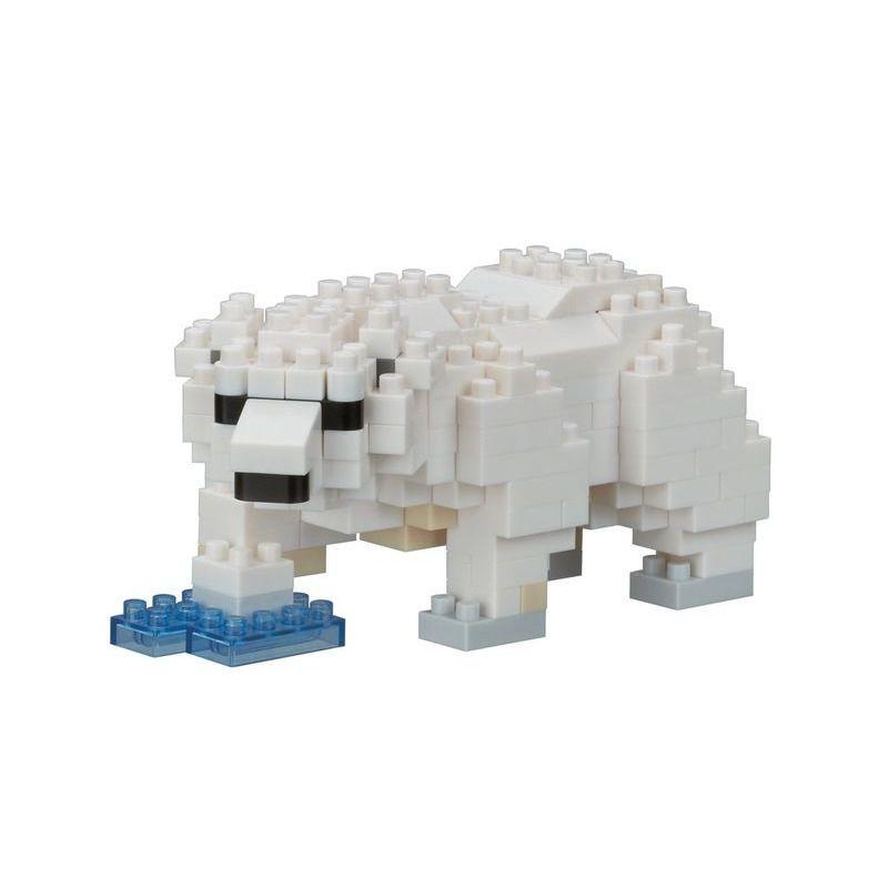Nanoblock  Polar Bear