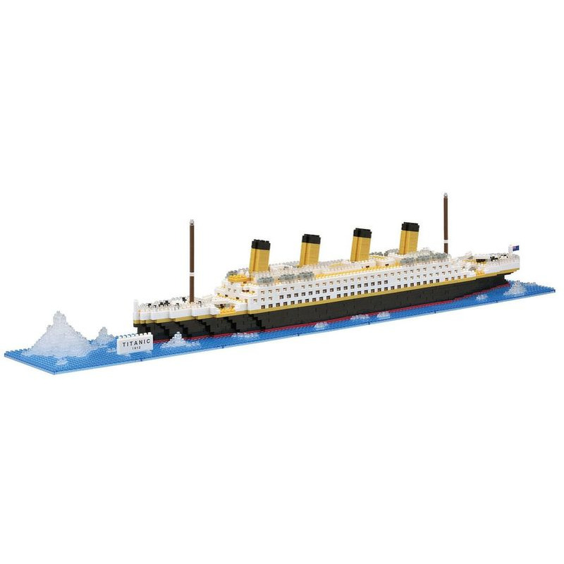 Nanoblock  Titanic