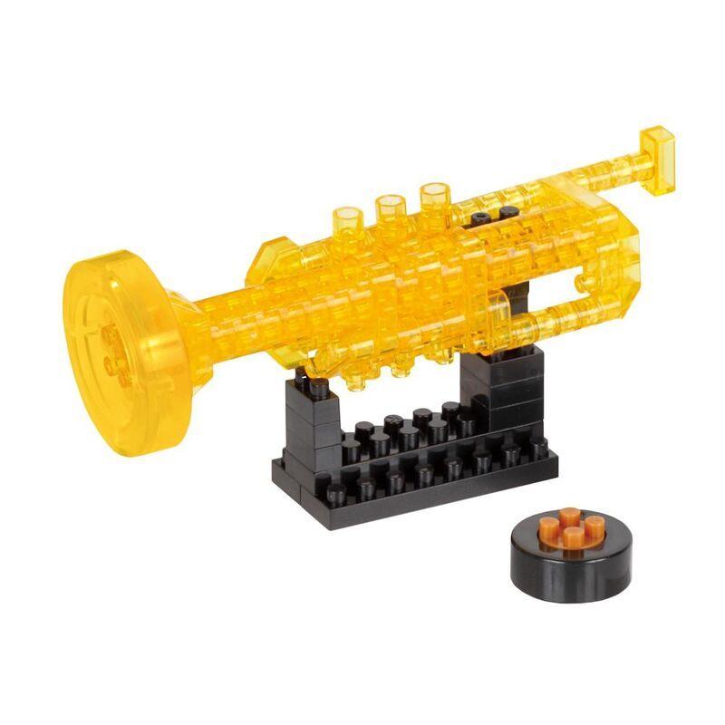Nanoblock  Trumpet