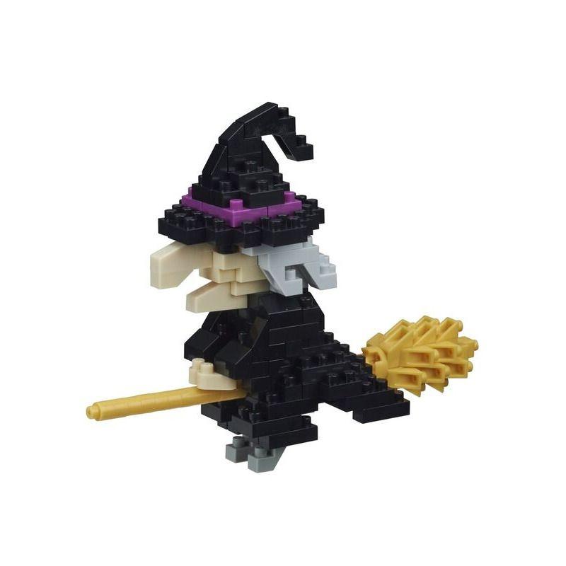 Nanoblock  Witch