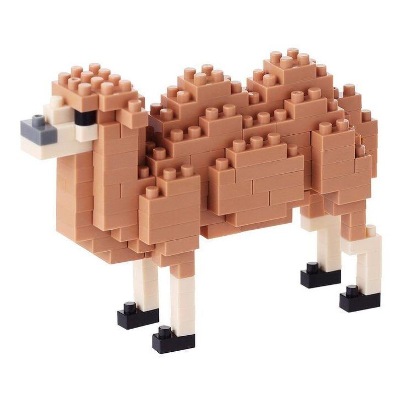 Nanoblock   Camel