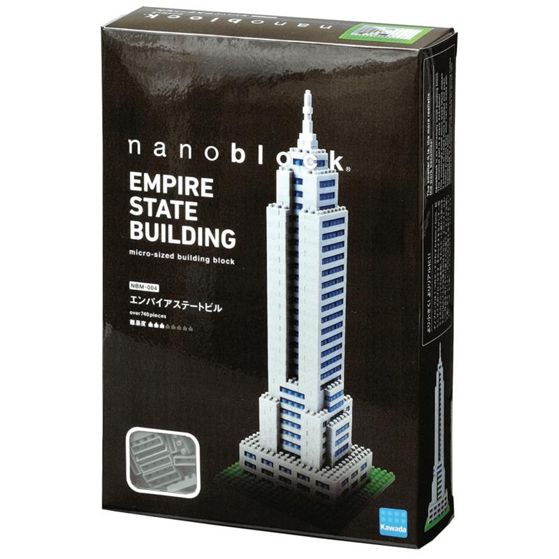Nanoblock   Empire State Building