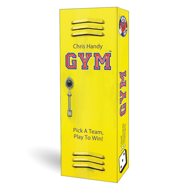 Pack O Game  GYM