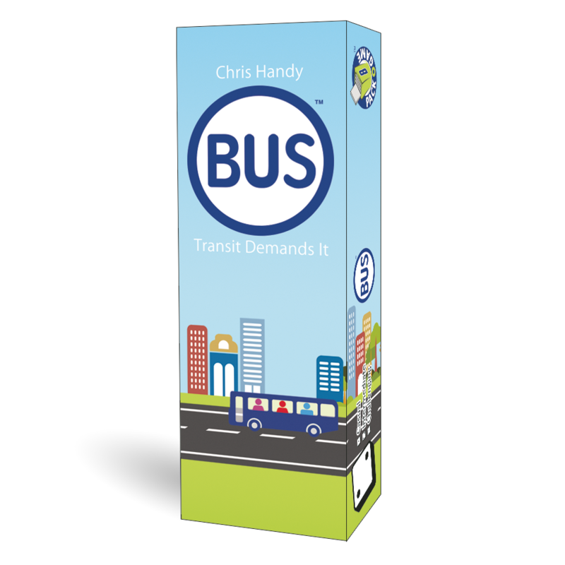 Pack O Games  BUS