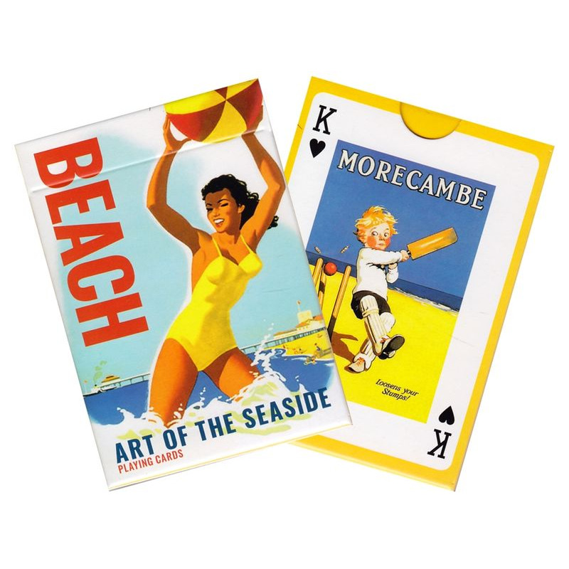 Piatnik Playing Cards  Beach Single