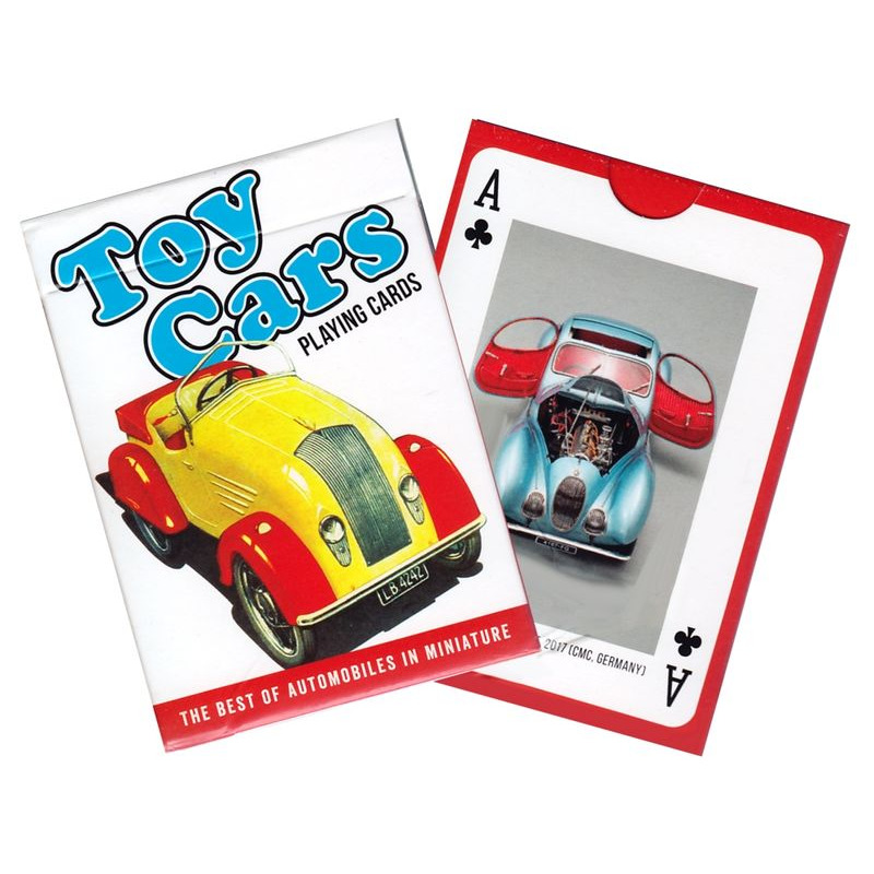 Piatnik Playing Cards  Toy Cars Single