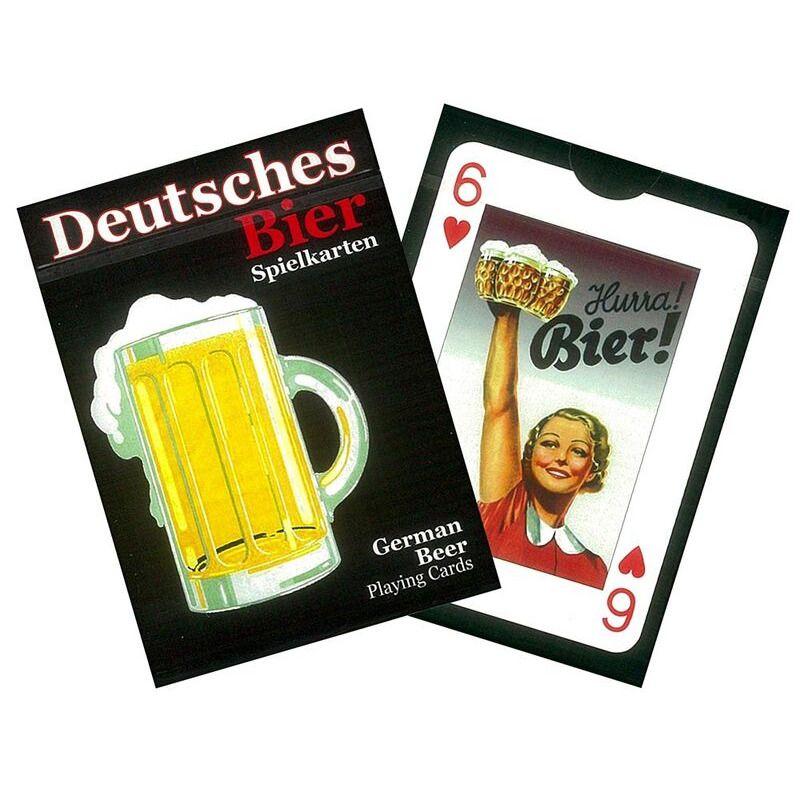 Piatnik  Playing Cards Single  German Beer