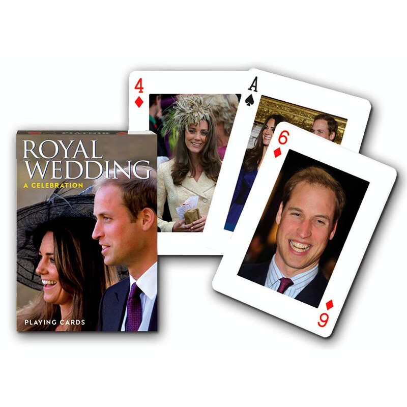 Piatnik  Playing Cards Single  Royal Wedding