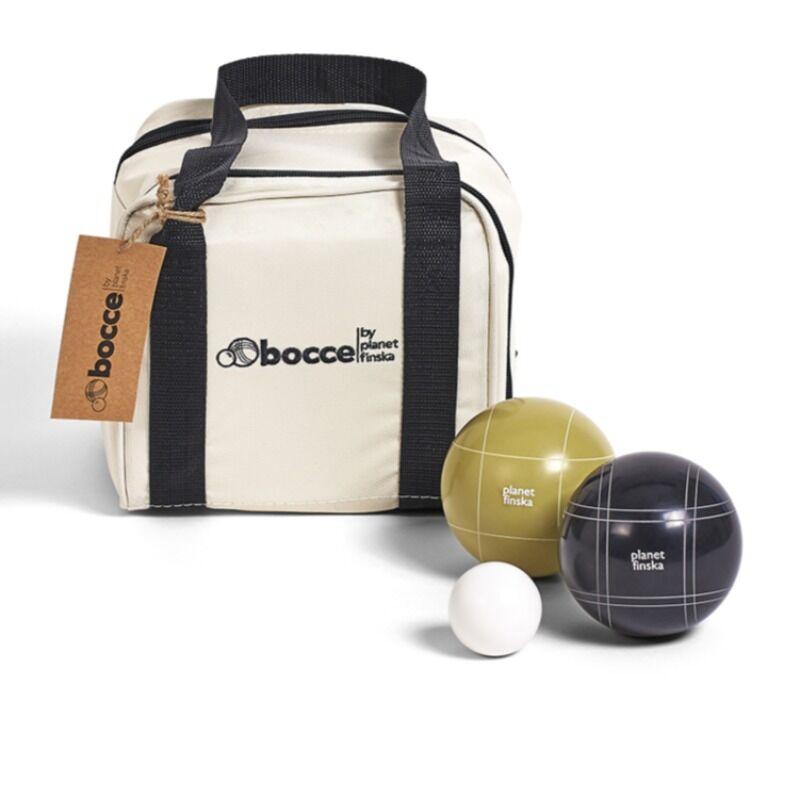 Planet Finska  Premium Bocce In Carry Bag