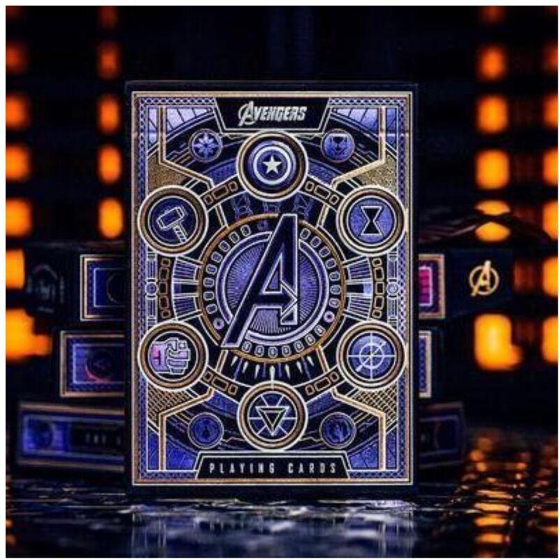Playing Card - Single Theory II Avengers Infinity Saga