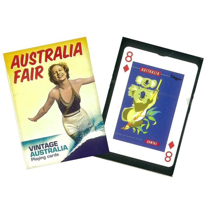Playing Cards  Australia Fair