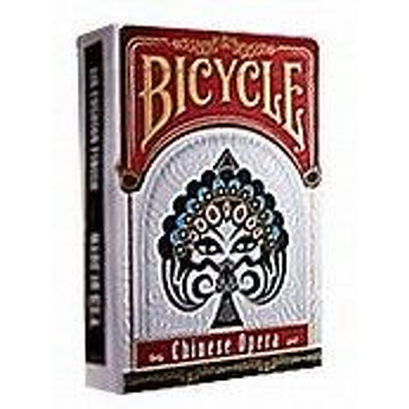 Playing Cards  Bicycle Single Chinese Opera