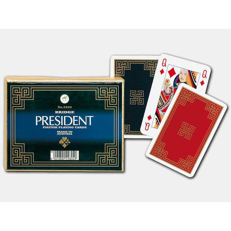 Playing Cards  Bridge President