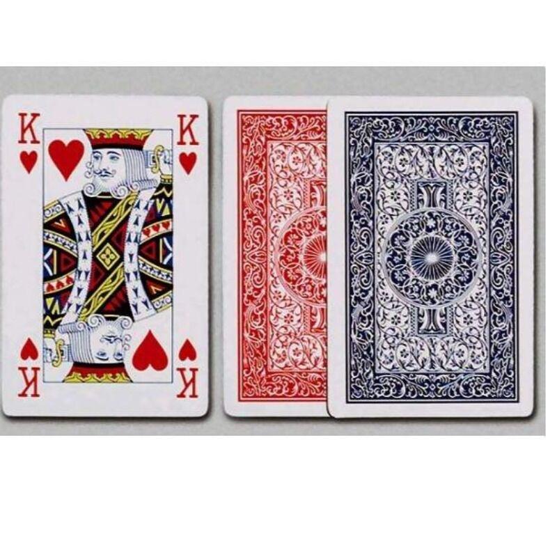 Playing Cards  Double Bridge 100 Plastic