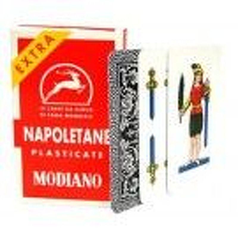 Playing Cards  Modiana Napoletane Regional Cards