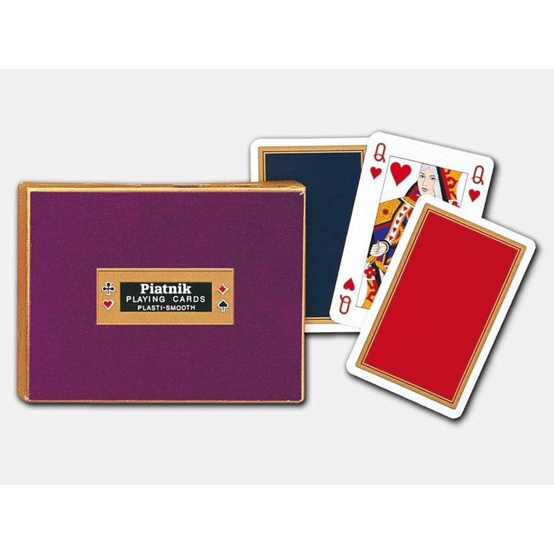 Playing Cards  Monogram Bridge