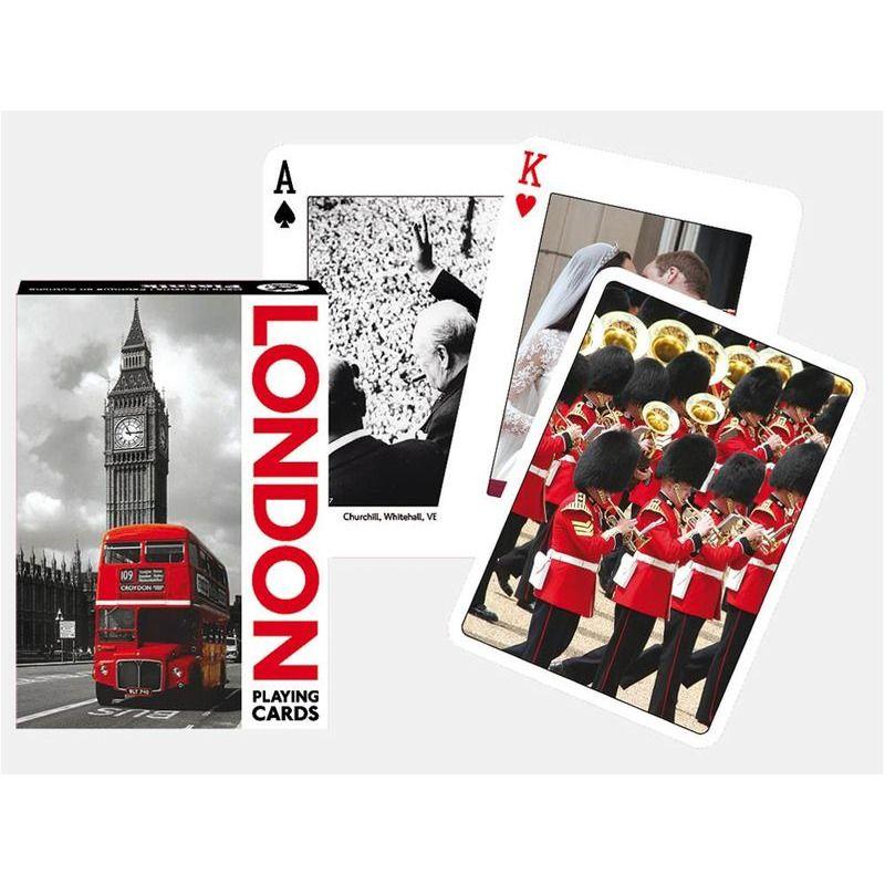 Playing Cards  Piatnik Single London