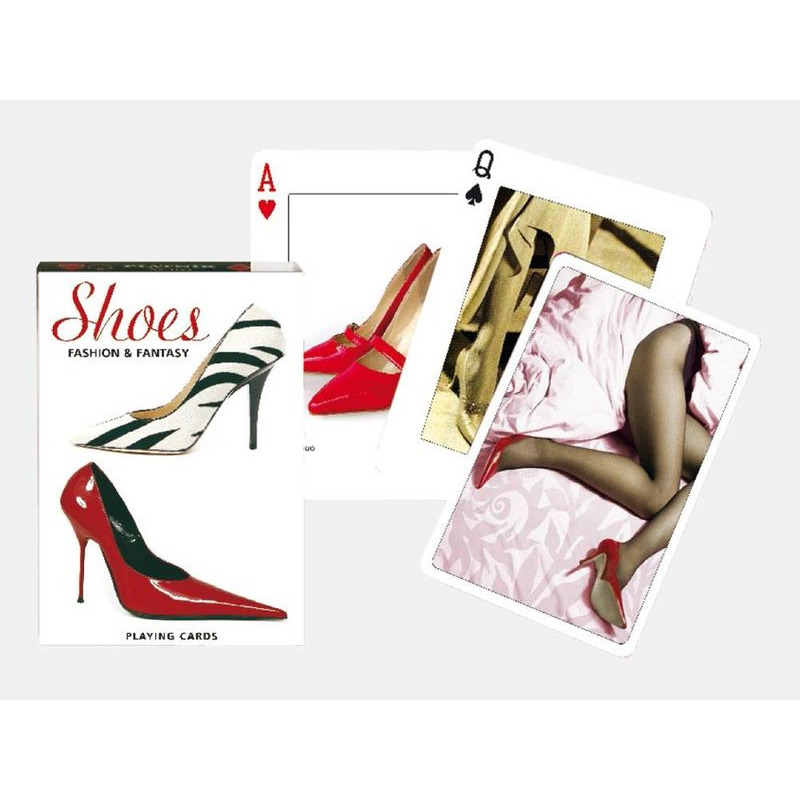 Playing Cards  Piatnik Single Shoes