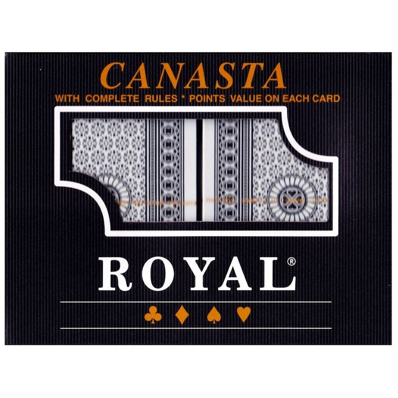 Playing Cards  Royal Canasta