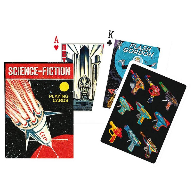 Playing Cards  Science Fiction