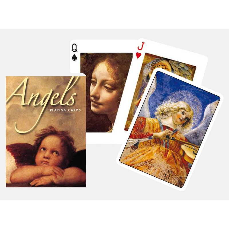 Playing Cards  Single Angels