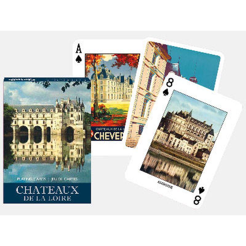Playing Cards  Single Chateux De La Loire