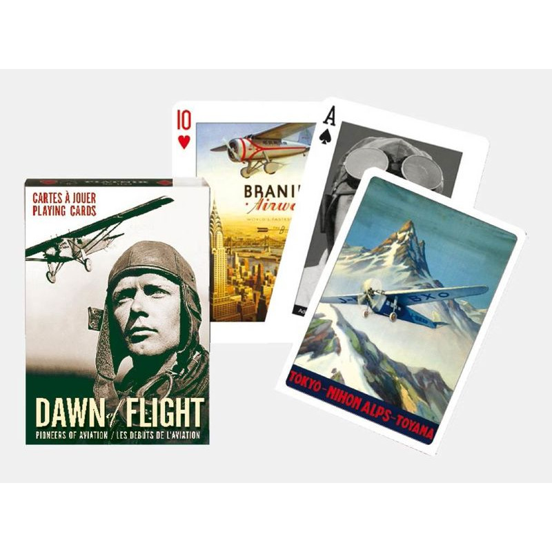 Playing Cards  Single Dawn Flight
