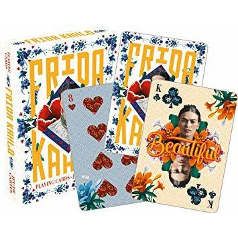 Playing Cards  Single Frida Kahlo