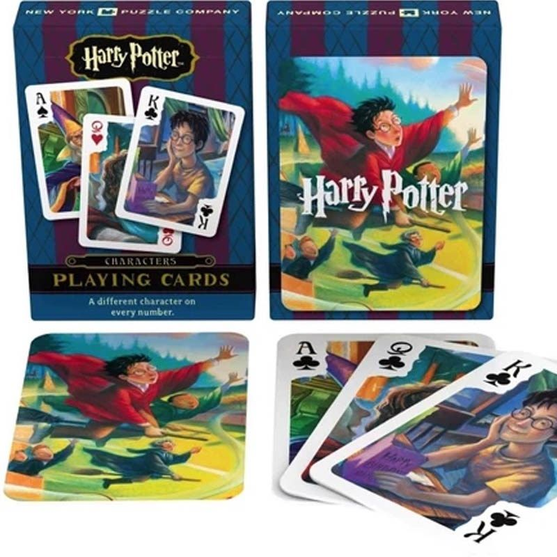 Playing Cards  Single Harry Potter Characters