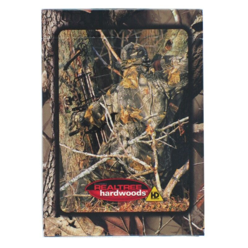 Playing Cards  Single Realtree Camo