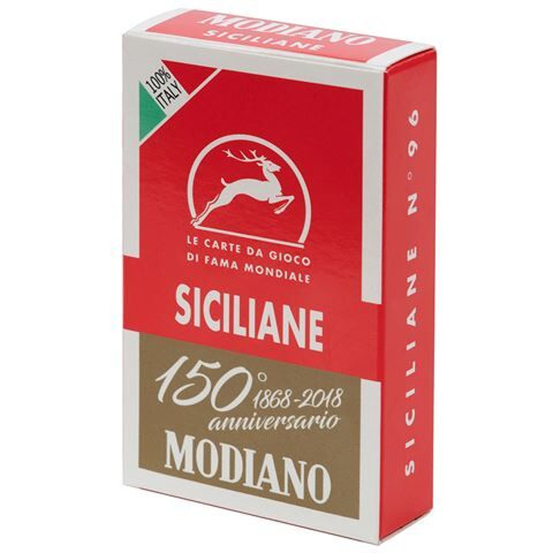 Playing Cards  Single Siciliane