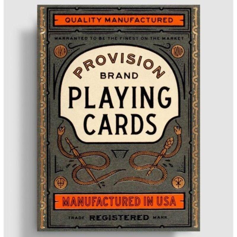 Playing Cards  Single  Theory 11 Provison