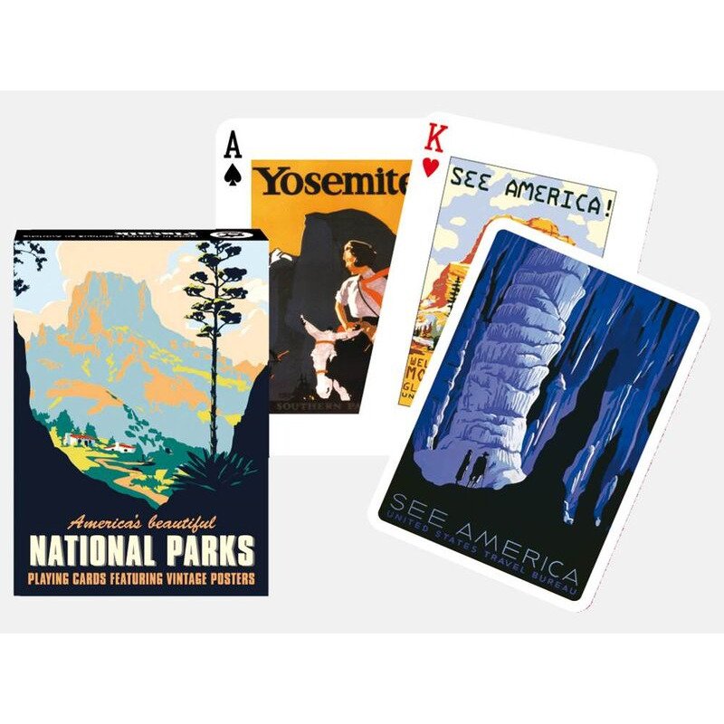 Playing Cards   Single National Parks