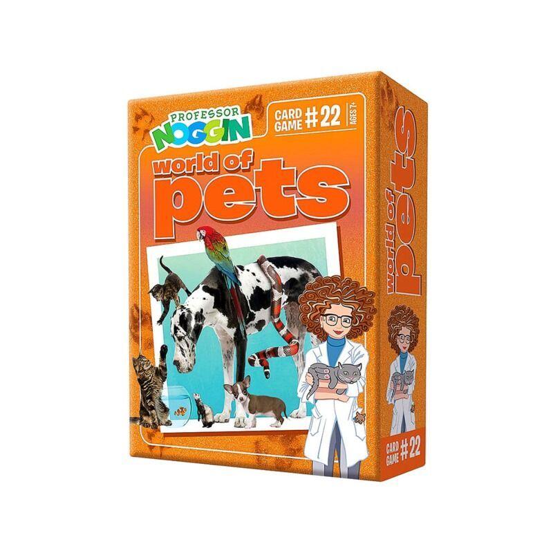 Prof Noggins World of Pets