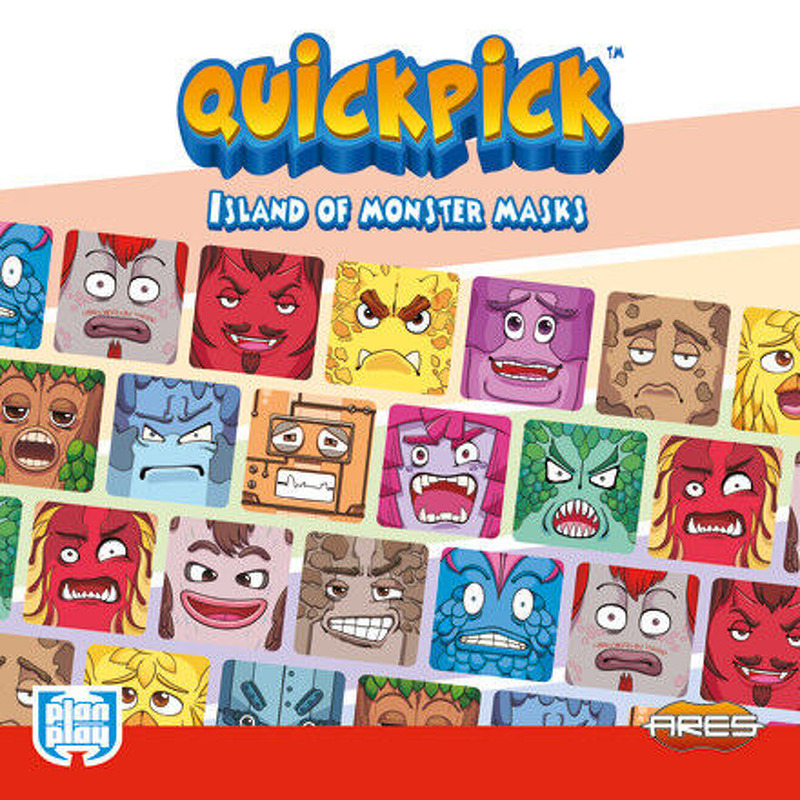 Quickpick  Island of Monster Masks