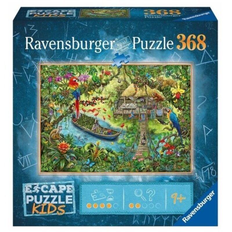 Ravensburger - Jungle Journey Escape Puzzle For Kids