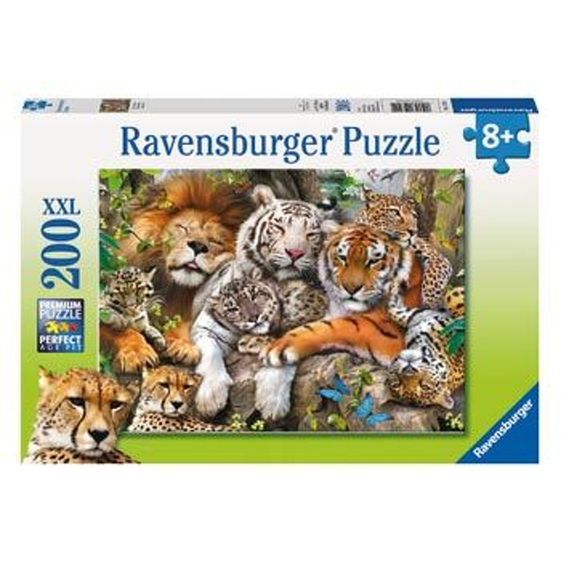 Ravensburger  Big Cat Nap