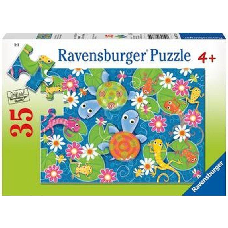 Ravensburger  Colourful Reptiles