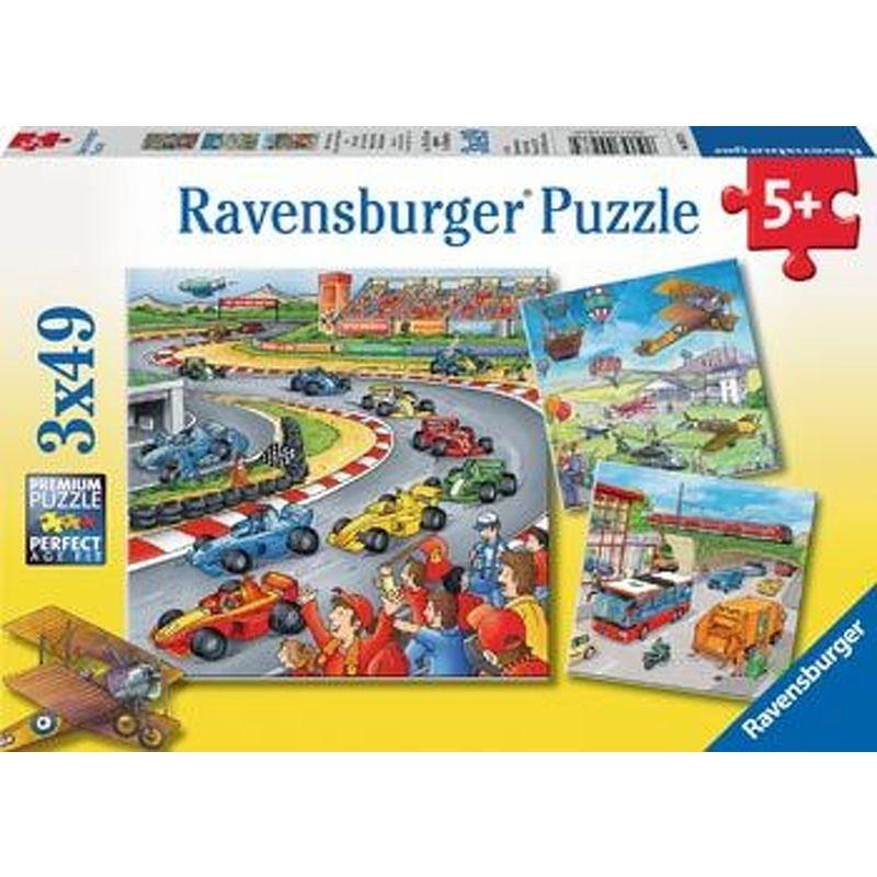 Ravensburger  Construction Crowd