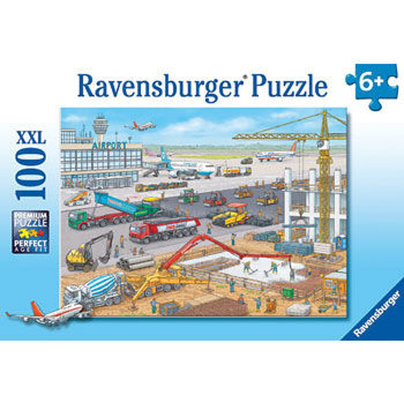 Ravensburger  Construction Site at the Airport